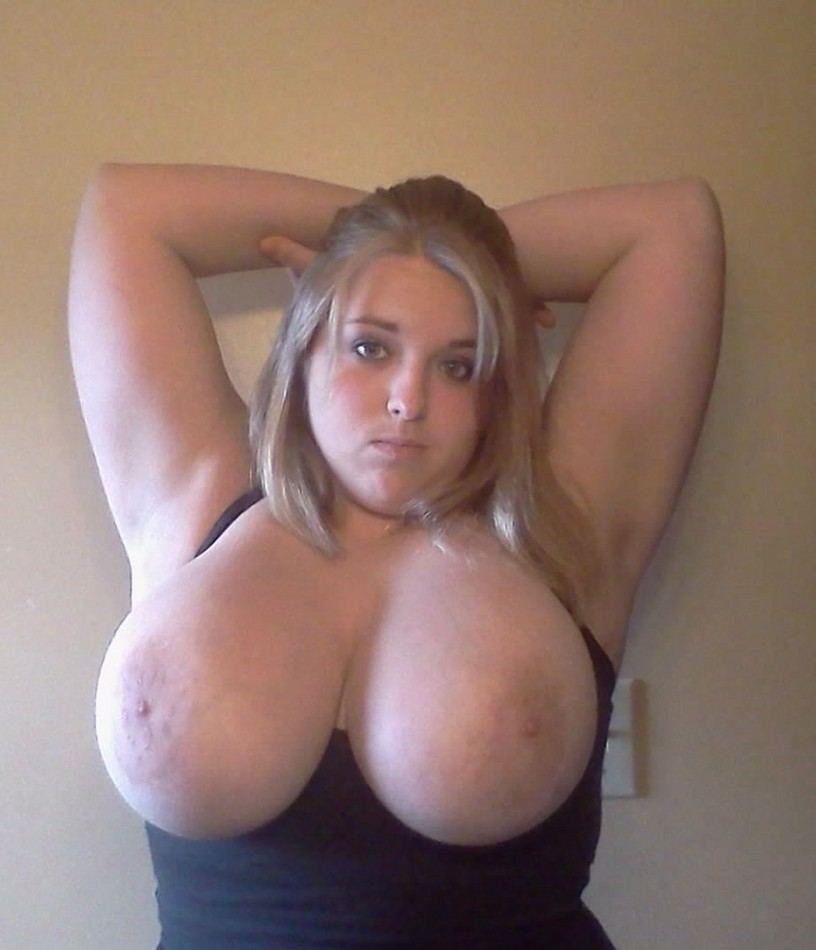 girls big tits blonde Amateur with natural